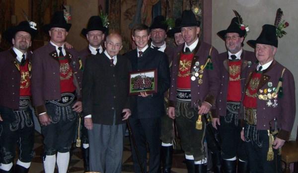 Ehrenmitglied Otto von Habsburg