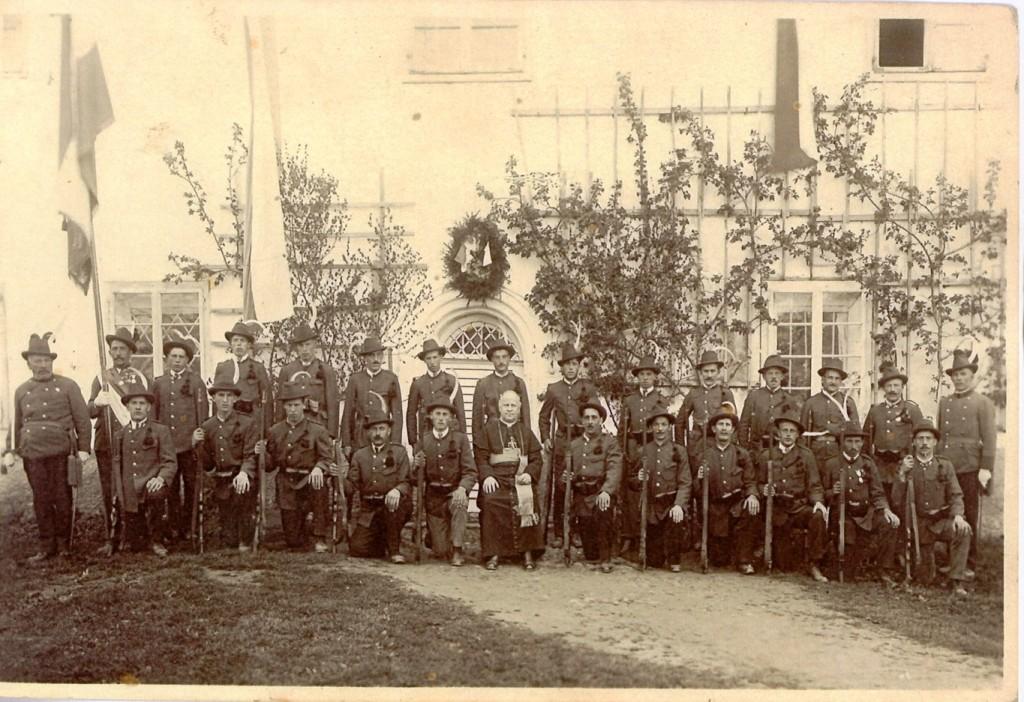 Schützenkompanie Ampass 1926