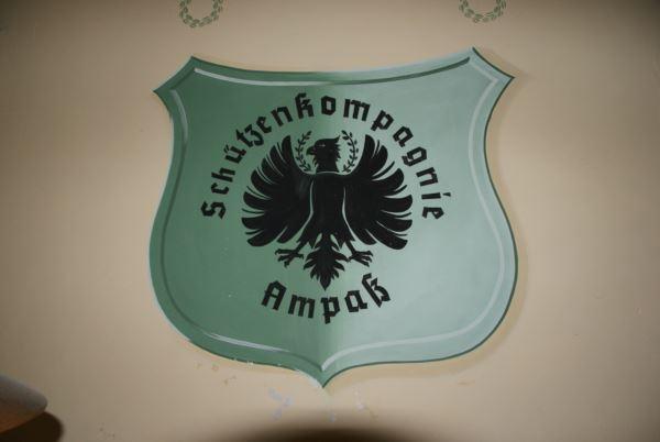 Schützenlokal Kaspar Sautner Schützenkompanie Ampass
